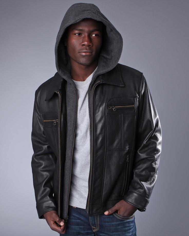 Andrew Marc Leather Jackets Men - | Blasted | Pinterest