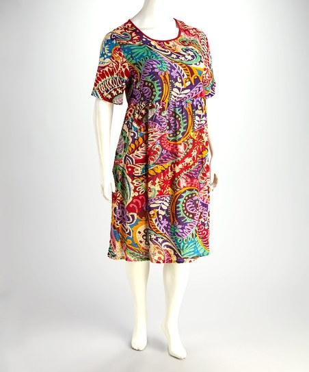 plus size 1950's dresses