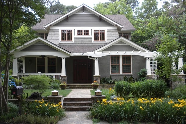 Large Front Porch Love Home Pinterest