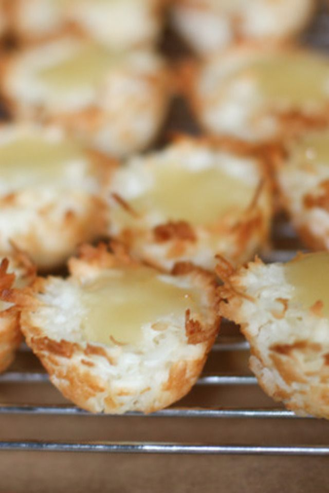 Salted Caramel Coconut Macaroons | Holiday Baking and Candy Making ...