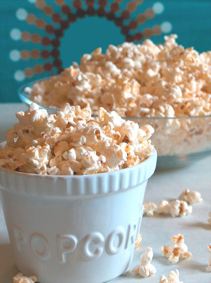 Caramel Corn | Popcorn Popping | Pinterest