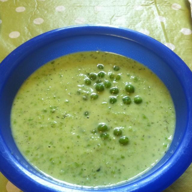 Creamy Tofu And Green Pea Dip Recipe — Dishmaps