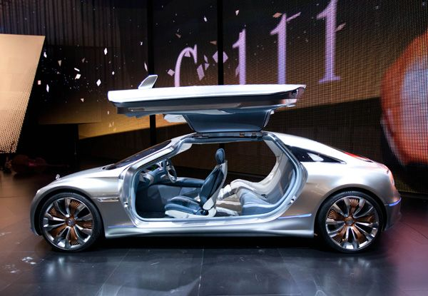Mercedes benz hydrogen car for Mercedes benz hydrogen car