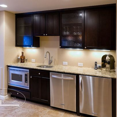 Wet Bar Inset Wall It 39 S Not A House It 39 S A Home Pinterest