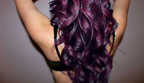 I want my hair to be this color.