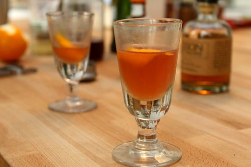 The Scofflaw: a whiskey cocktail invented in Paris during prohibition ...