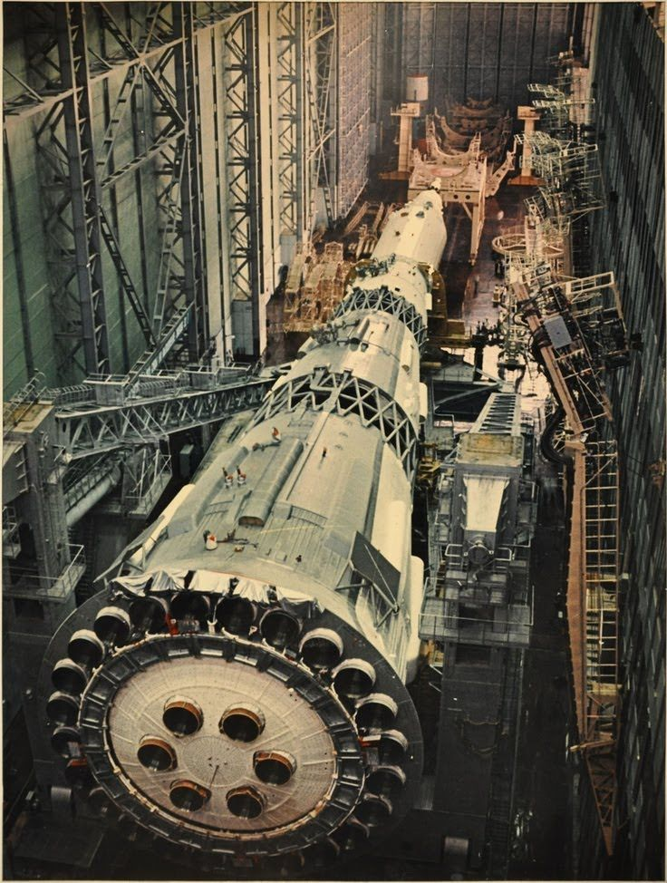 soviets moon landing rockets - photo #23