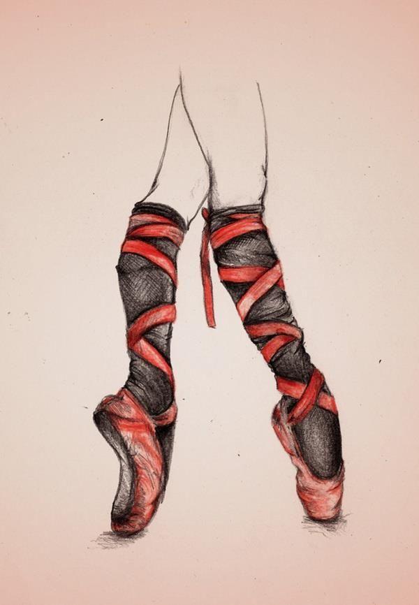 Ballet Drawing Tumblr | www.pixshark.com - Images ...