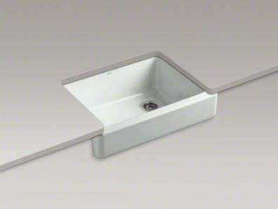Small Kitchen Farm Sink : small farmhouse sink Kitchen Inspiration Pinterest