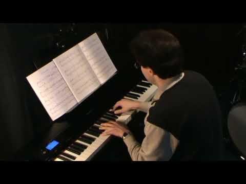 my funny valentine piano accompaniment