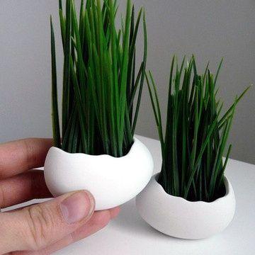 ... Pâques, les œufs inspirent la déco !  IDEES DECORATION  Pinterest