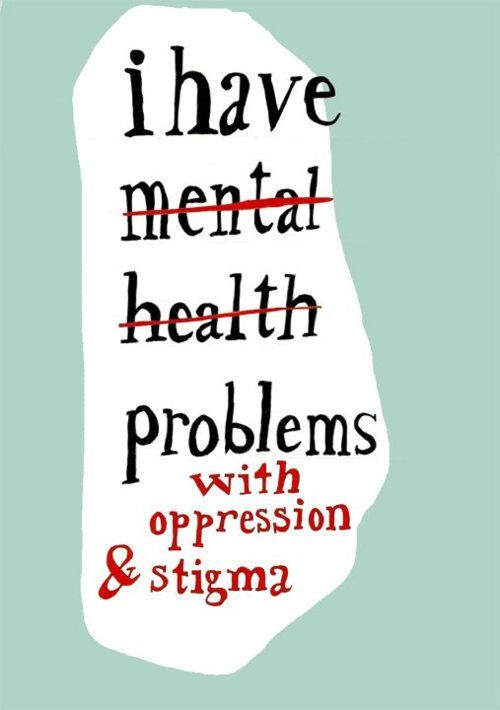 The Impact of Mental Illness Stigma on Seeking and Participating in Mental Health Care