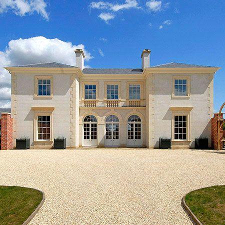 Palladian villa wiltshire england home design pinterest for Palladian home designs
