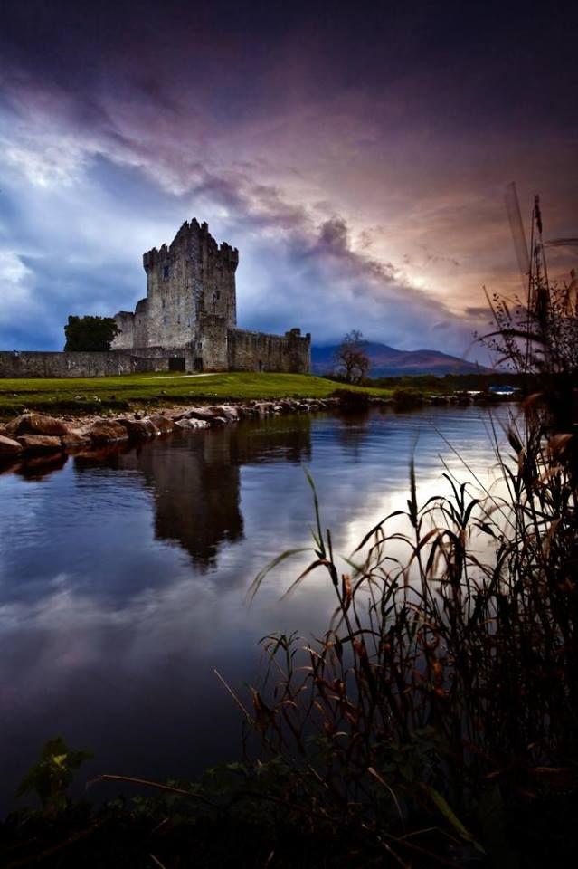 Ross Castle   Eire   Pinterest Eire