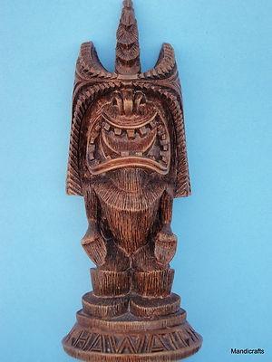 Pin hawaiian tiki statues and god meaning ku kanaloa on pinterest