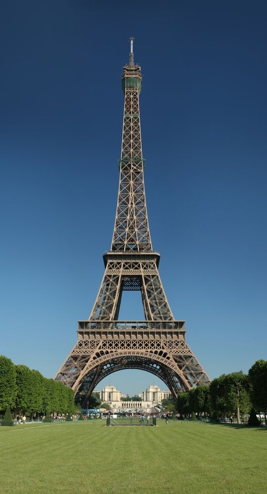 Famous places in the world socyberty paris pinterest for Places to stay in paris near eiffel tower