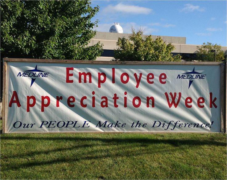 Medline 2013 Employee Appreciation Week | Gift Ideas | Pinterest
