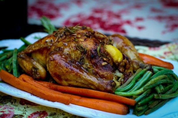 Rosemary Lemon Chicken | I didn't just Pin it, I did it! - Cooking ...