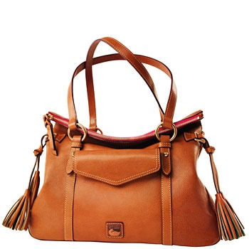 Dooney & Bourke The Smith Bag. I wish I didn't love this so much