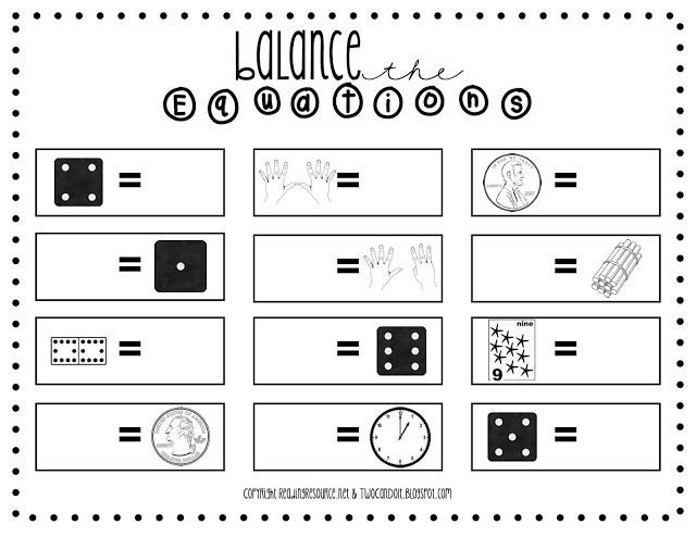 balancing equations worksheet balancing chemical equations worksheet ...