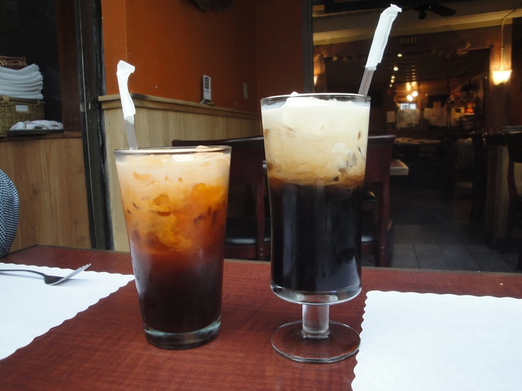 Thai iced tea and coffee | Tea | Pinterest