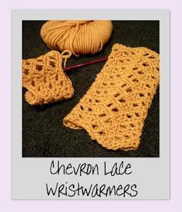 Crochet Pattern: Reversible Wrist Warmers