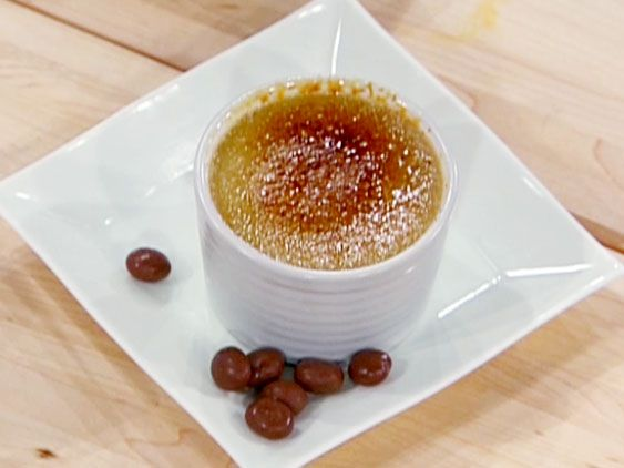 Chicory Coffee Creme Brulee from FoodNetwork.com