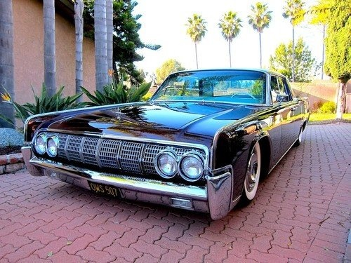 39 64 lincoln continental tire american muscle cars pinterest. Black Bedroom Furniture Sets. Home Design Ideas