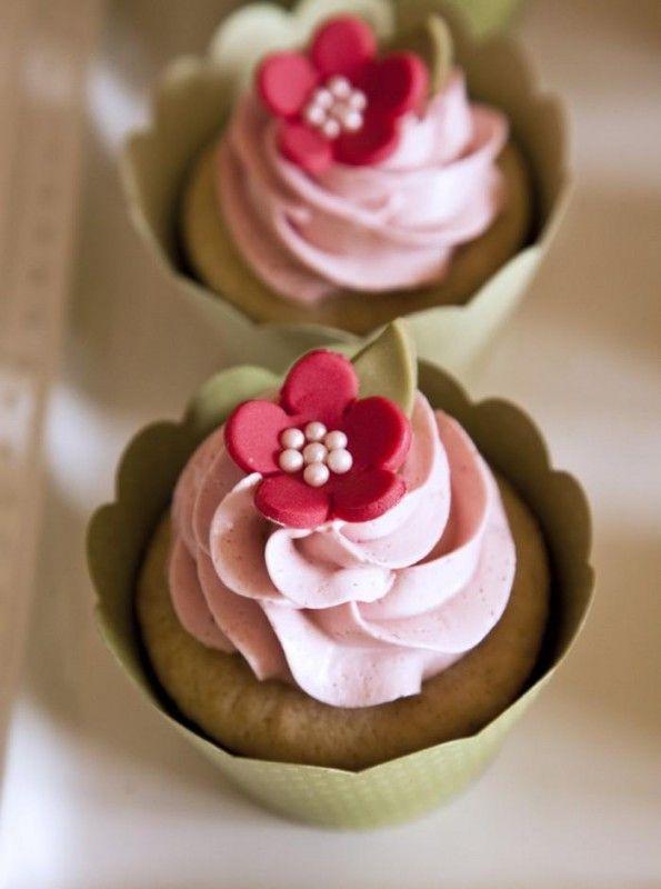 fondant cupcake ideas