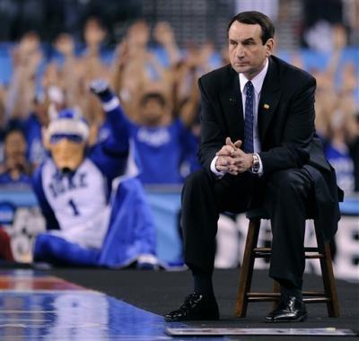 Best Coach EVER......Coach K