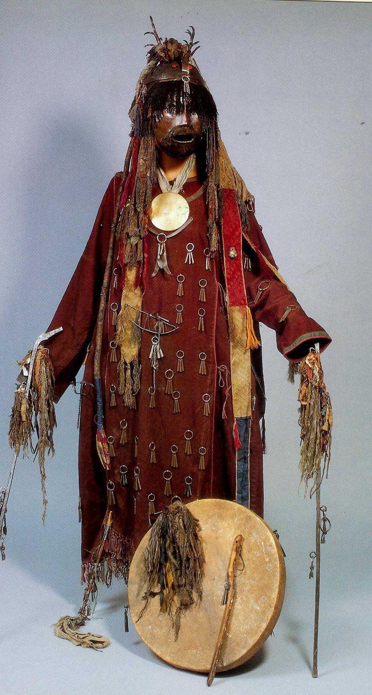 Своими руками костюм-шаман 20