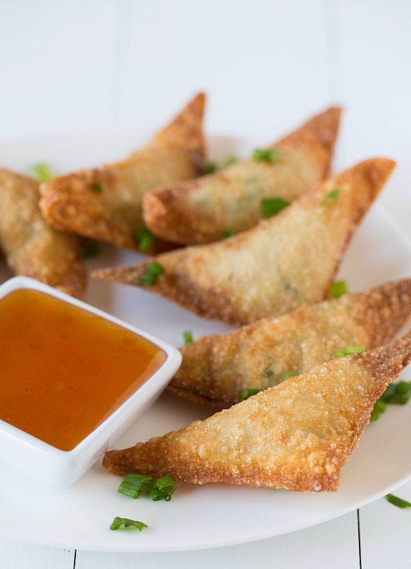 Crab Rangoon | Recipes | Pinterest