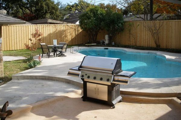 Small Backyard Patio Ideas with a Pool