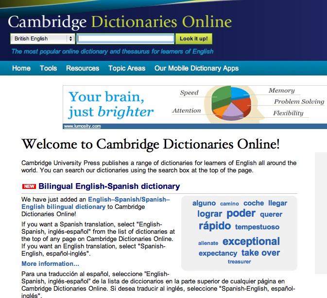 Dictionary.cambridge.org
