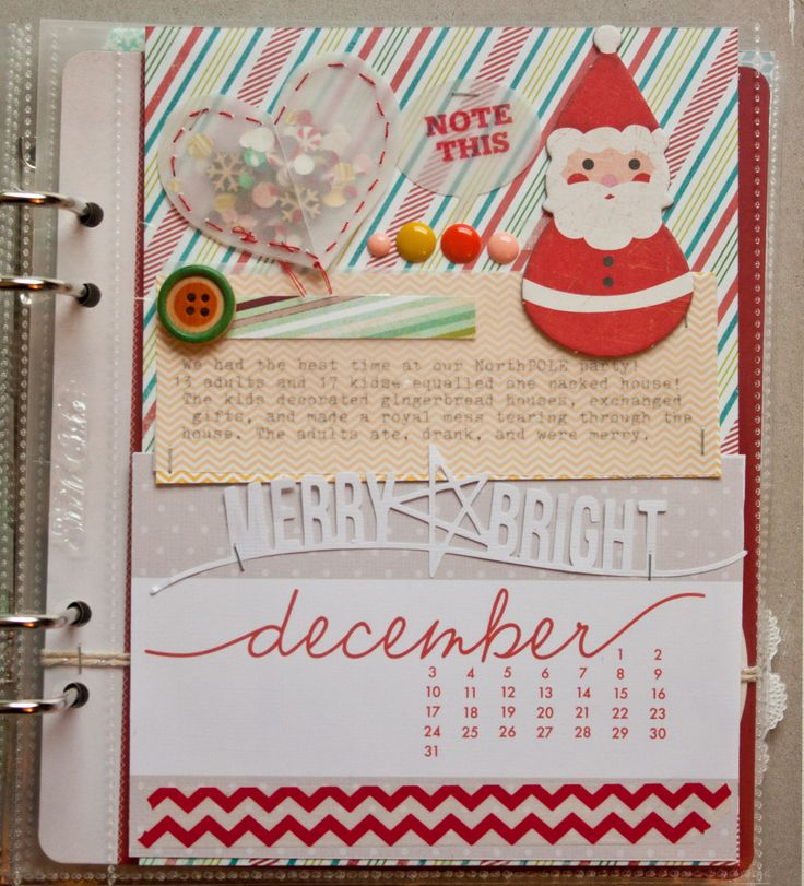 December Daily--Days 7 & 8 by A2Kate at @Studio_Calico