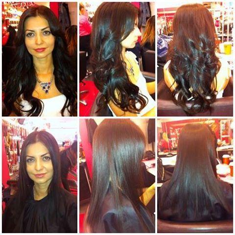 Hairspray Pre Bonded Extensions 102