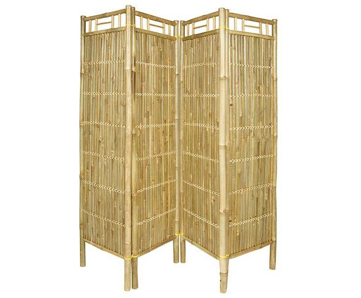 Bamboo Privacy Screen For Balcony Patio Garden Ideas