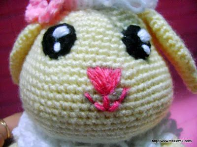 How to make lively eyes for amigurumi Crochet Amigurumi ...