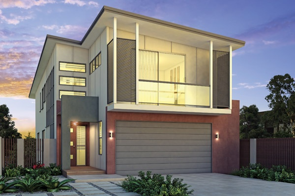 Pin by adrian marklew on queensland builders home designs for Home outlook design