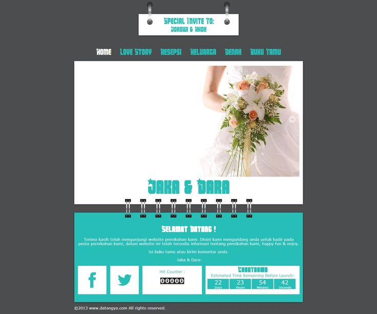 Pin by datangya com undangan pernikahan online on datangya theme coll