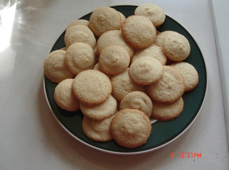 Vanilla Icebox Cookies Recipes — Dishmaps