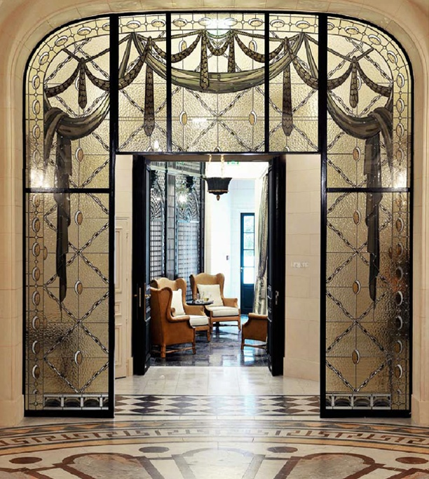 Art Deco Foyer : Grand art deco entryway please come in pinterest