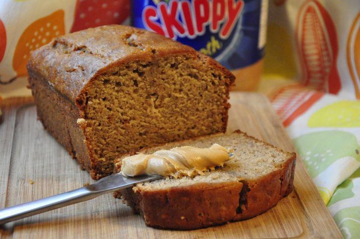 Peanut Butter Banana Bread | Products I Love | Pinterest