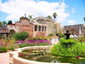 Mission San Juan Capistrano | Orange County California | Pinterest