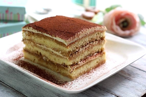 ... You should take a look at this recipe. I know how you like tiramisu