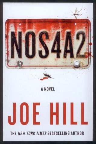 Cover Reveal: NOS4A2  by Joe Hill. Coming 4/30/13
