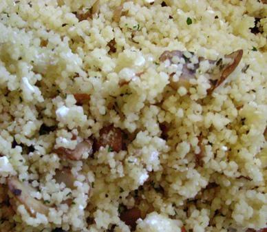 Wild Mushroom Couscous Recipes — Dishmaps