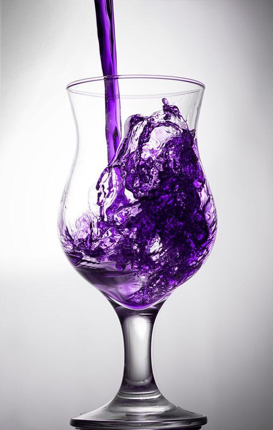 Purple Punch Recipe ~ cranberry juice, frozen grape juice, pineapple ...