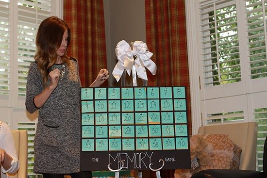 baby shower memory game diy party shower ideas pinterest