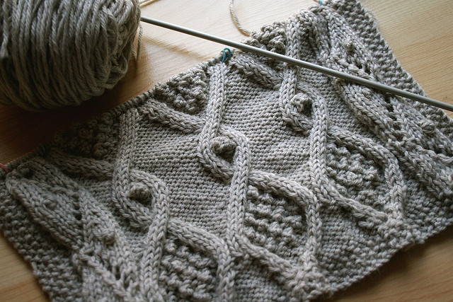 Aran Knitting : aran knitting crochet @ knit stitch tut. Pinterest